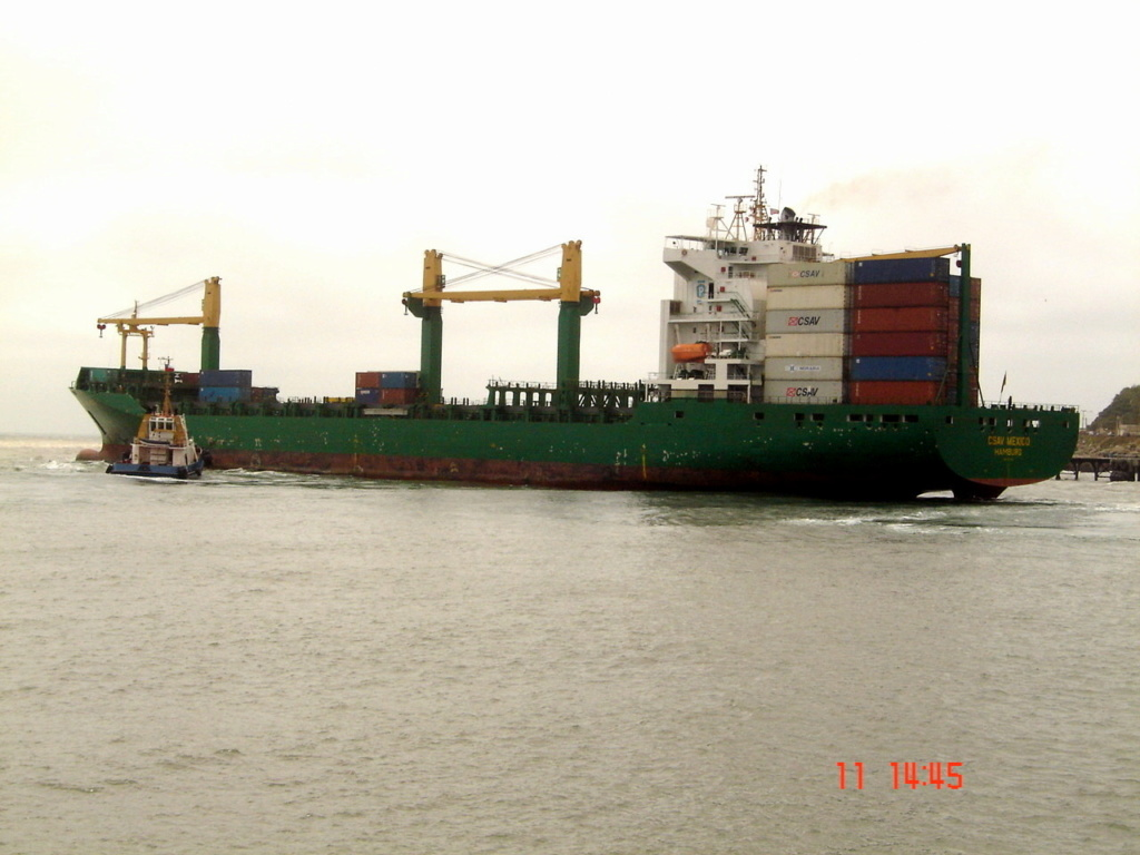 Photos de navires Luxembourgeois Armateur enre Belgique C Csav_m10