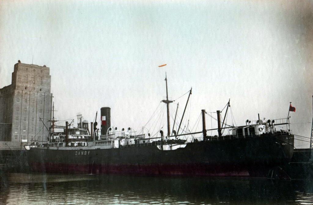 Photos General cargo avant 1940 (Plus 3000gt) 26 Danby_10