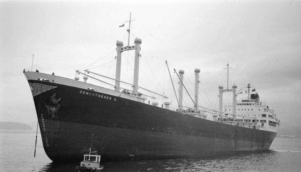 Photos Navires du monde construit entre 1950-1960 (5) Demost10