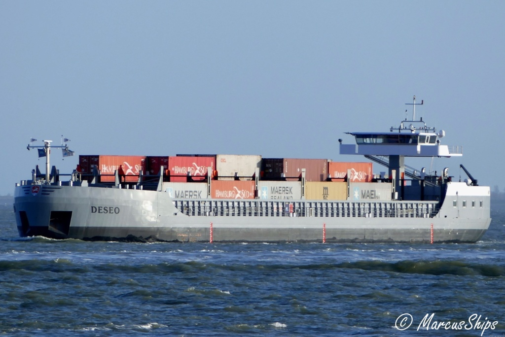 Photos des Navires Belge de la marchande,Fluviale et Pêche 1 Deseo_10