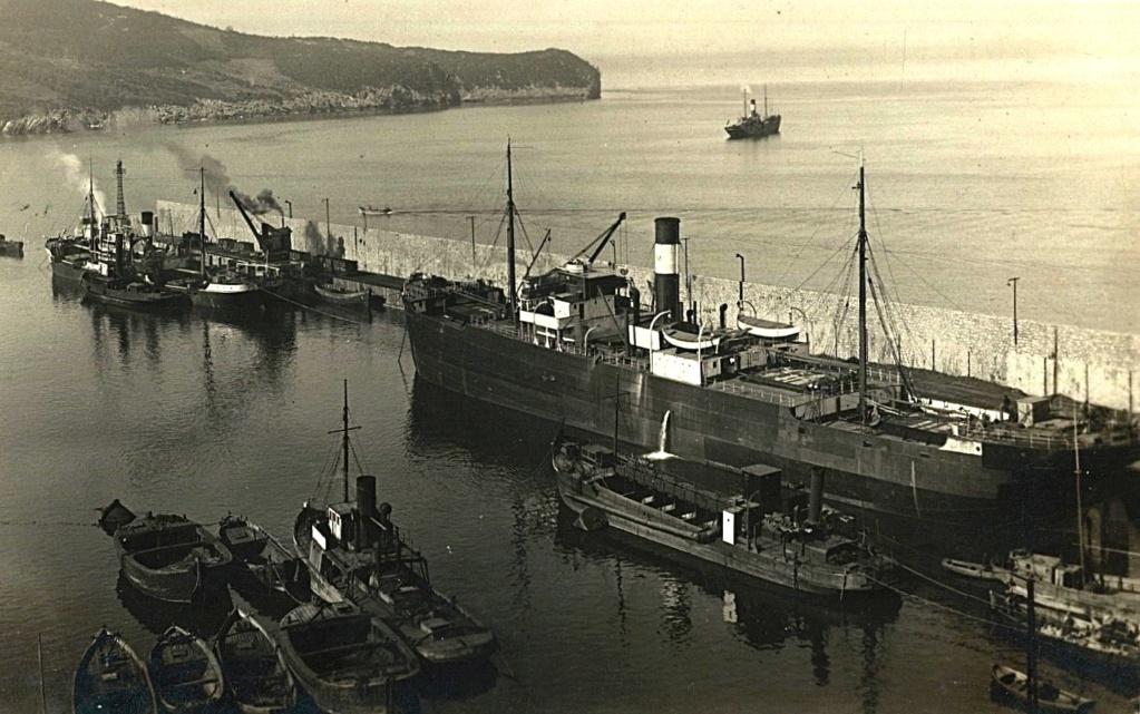 Photos General cargo avant 1940 (Plus 3000gt) 17 Despin10
