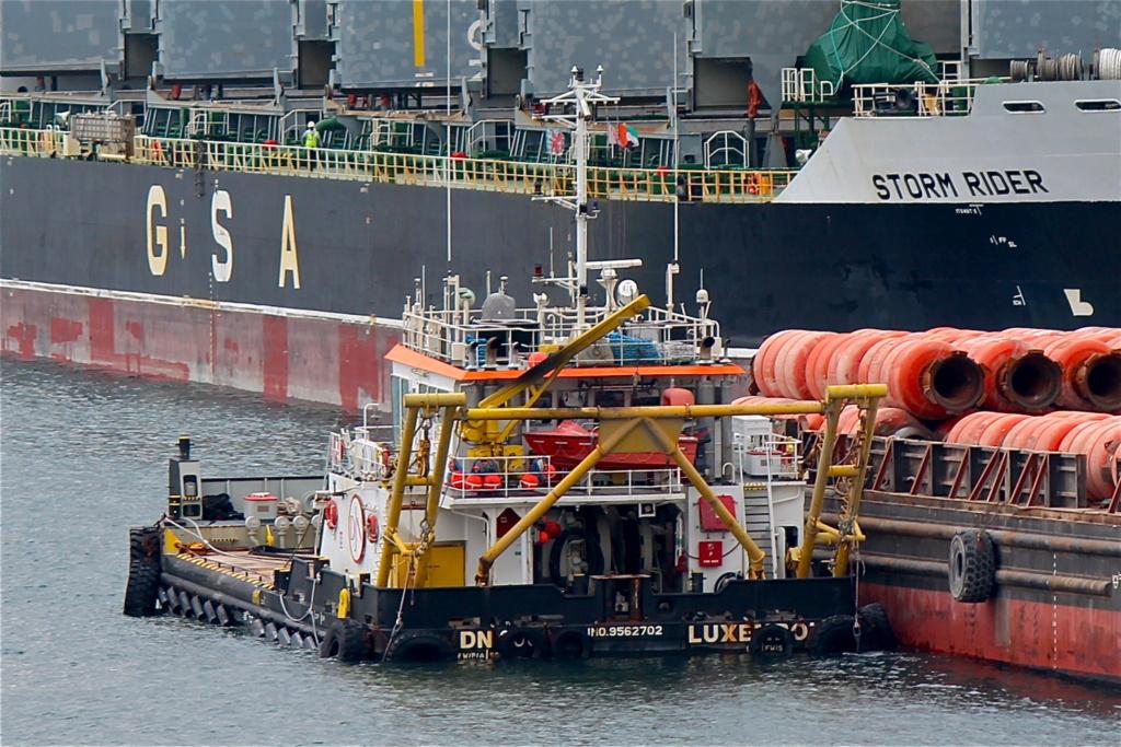 Photos de navires Luxembourgeois Armateur enre Belgique D Dn_20610