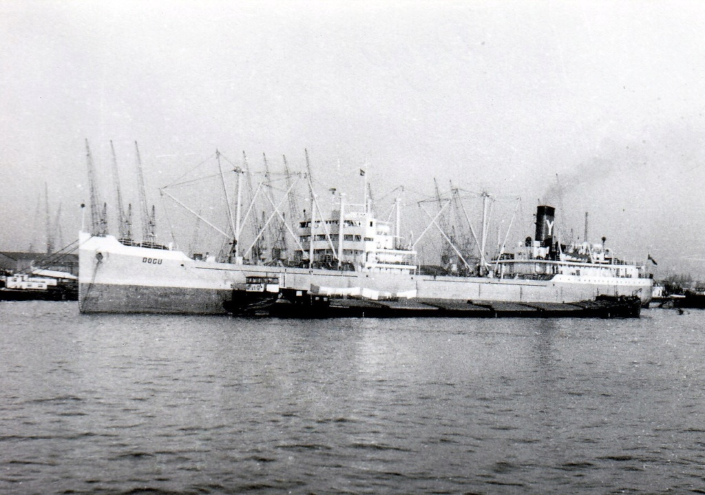 Photos General cargo avant 1940 (Plus 3000gt) 4 Dogu_i10
