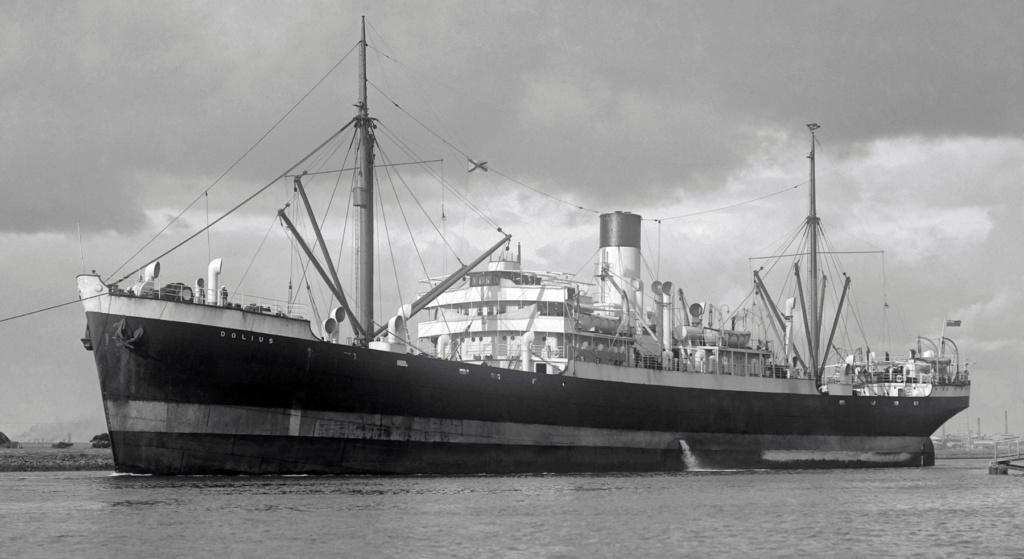 Photos General cargo avant 1940 (Plus 3000gt) 26 Dolius10