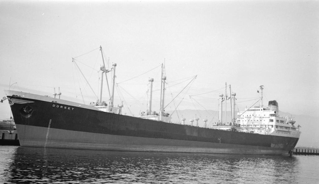 Photos Navires du monde construit entre 1950-1960 (3) Dorset10