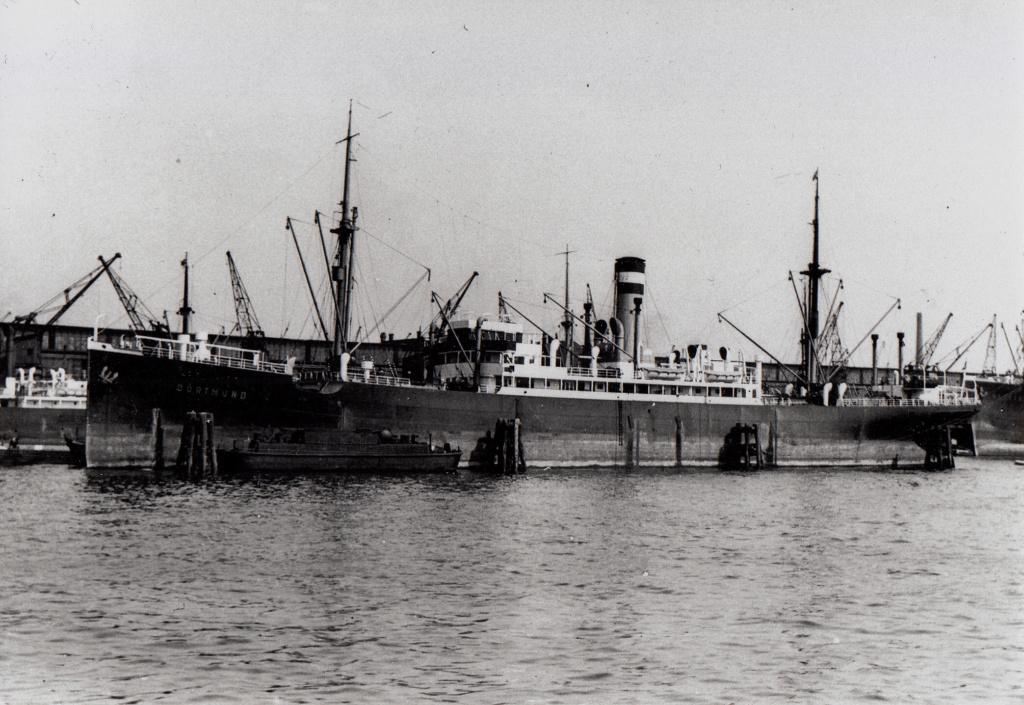 Photos General cargo avant 1940 (Plus 3000gt) 6 Dortmu10