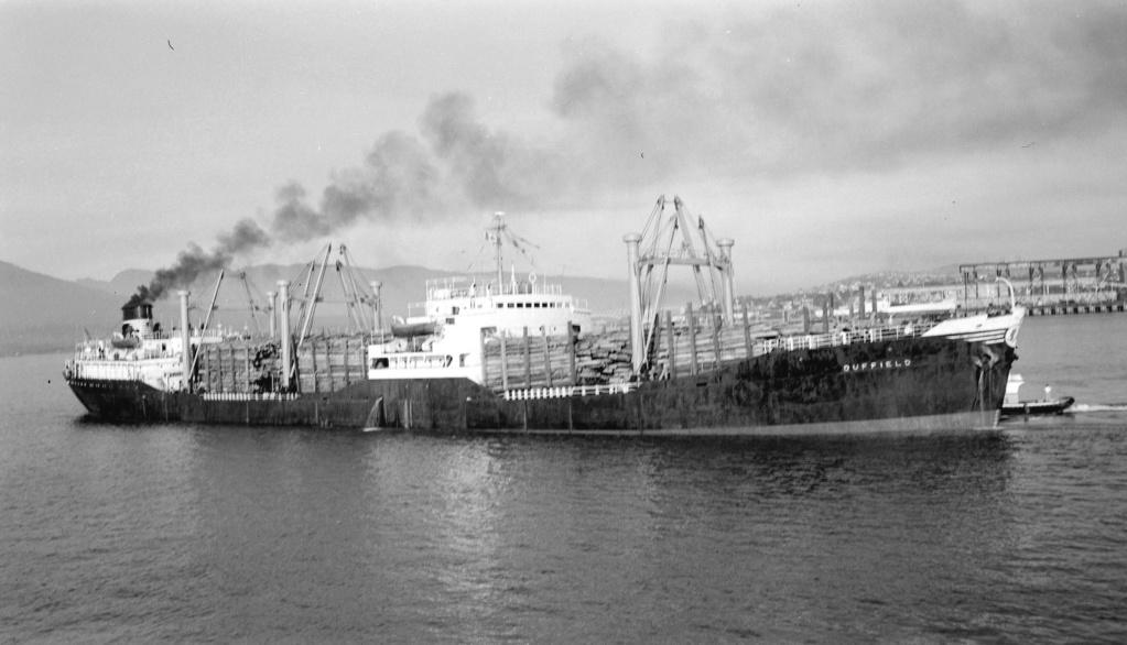 Photos Navires du monde construit entre 1950-1960 (3) Duffie10