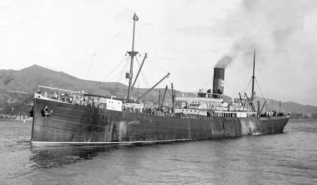 Photos General cargo avant 1940 (Plus 3000gt) 16 Durham10