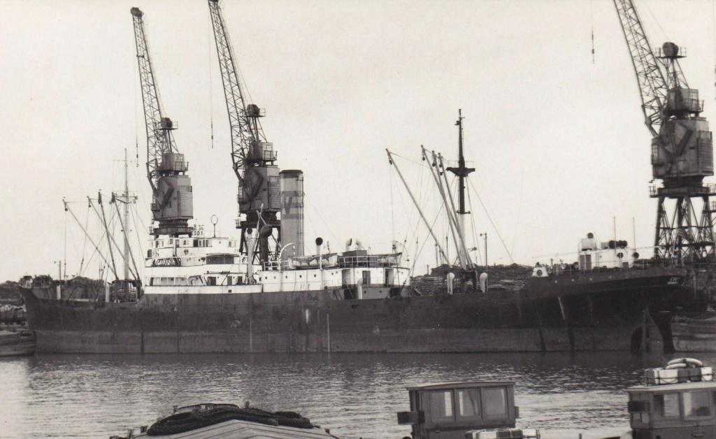 Photos General cargo avant 1940 (Plus 3000gt) 20 Eddy10