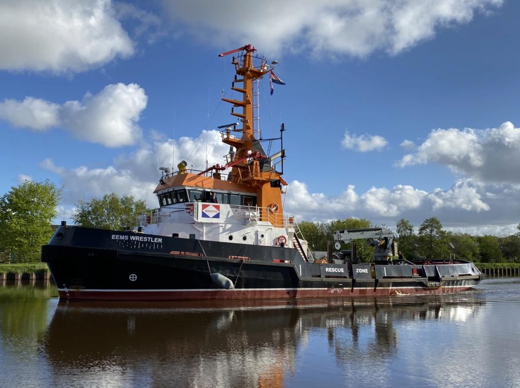 Photos des Navires Belge de la marchande,Fluviale et Pêche 1 Eems_w10