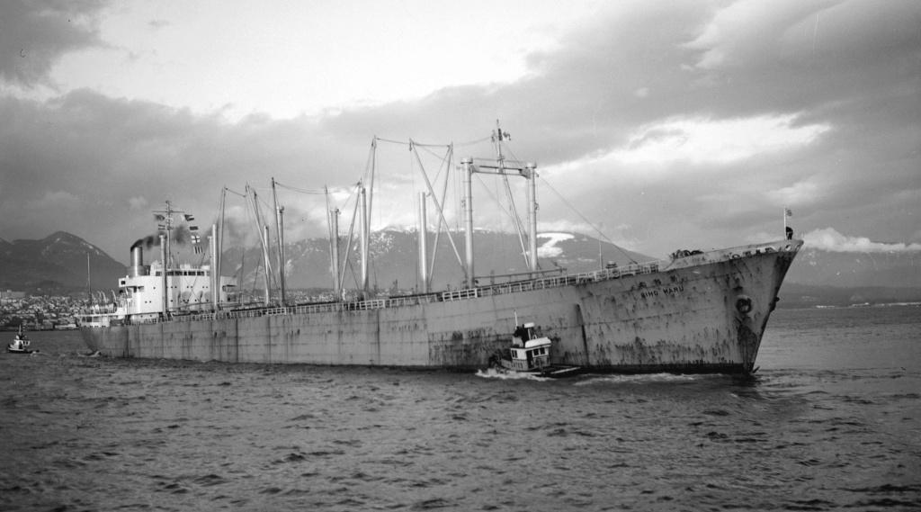 Photos Navires du monde construit entre 1950-1960 (2) Eiho_m10