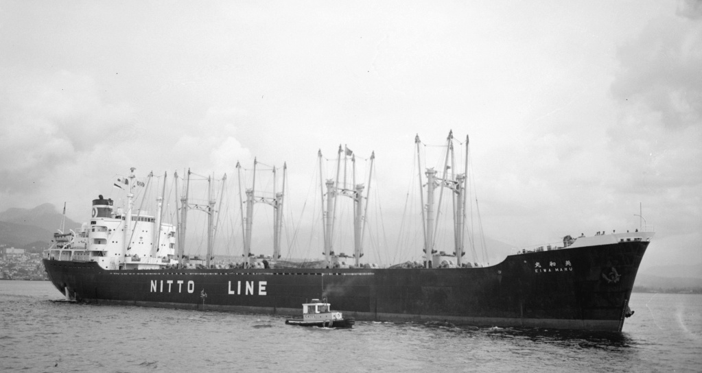 Photos Navires du monde construit entre 1950-1960 (3) Eiwa_m10