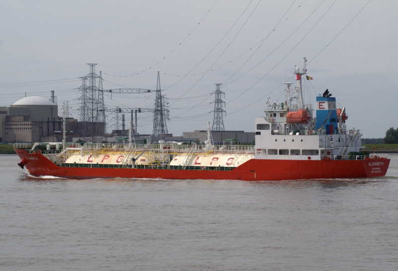 Photos des Navires Belge au 20-05-2020 (E) Elisab10