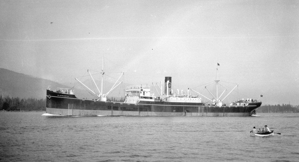 Photos General cargo avant 1940 (Plus 3000gt) 10  Elmwor10