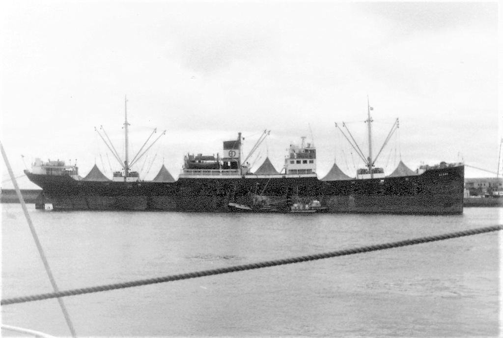 Photos General cargo avant 1940 (Plus 3000gt) 4 Elona_10