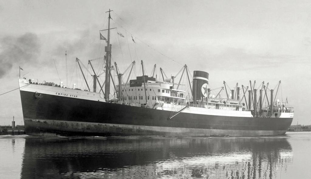 Photos General cargo avant 1940 (Plus 3000gt) 26 Empire11
