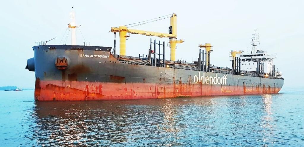 Photos de navires Luxembourgeois Armateur enre Belgique E Erna_o10