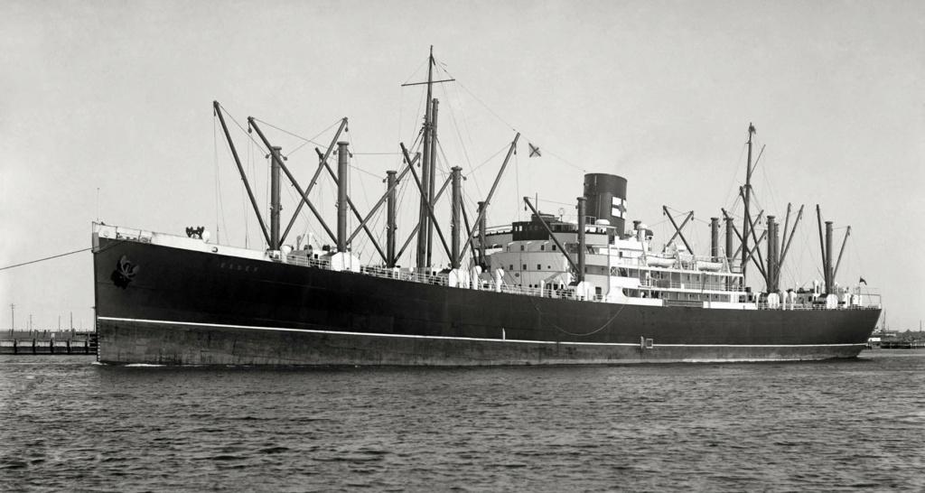 Photos General cargo avant 1940 (Plus 3000gt) 26 Essex11