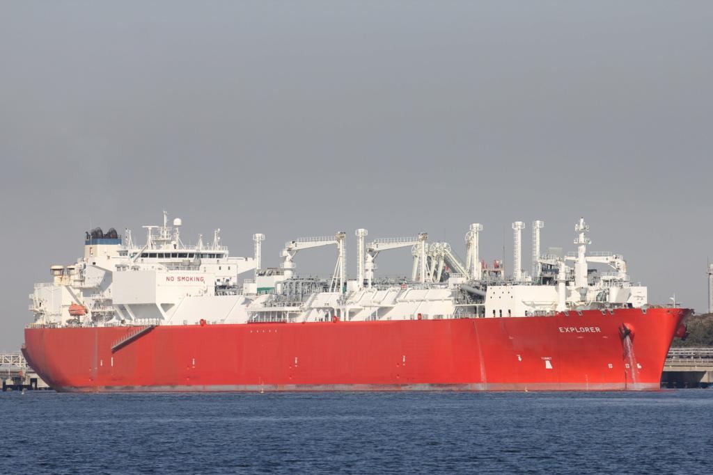 Photos des Navires Belge au 20-05-2020 (E) Explor10