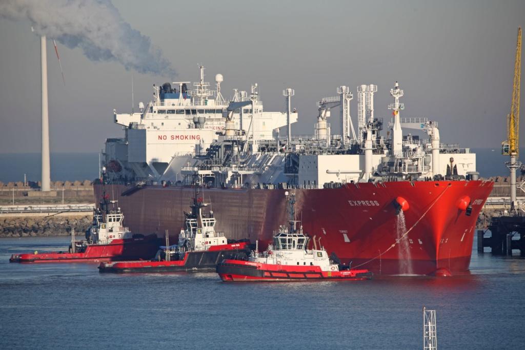 Photos des Navires Belge au 20-05-2020 (E) Expres10