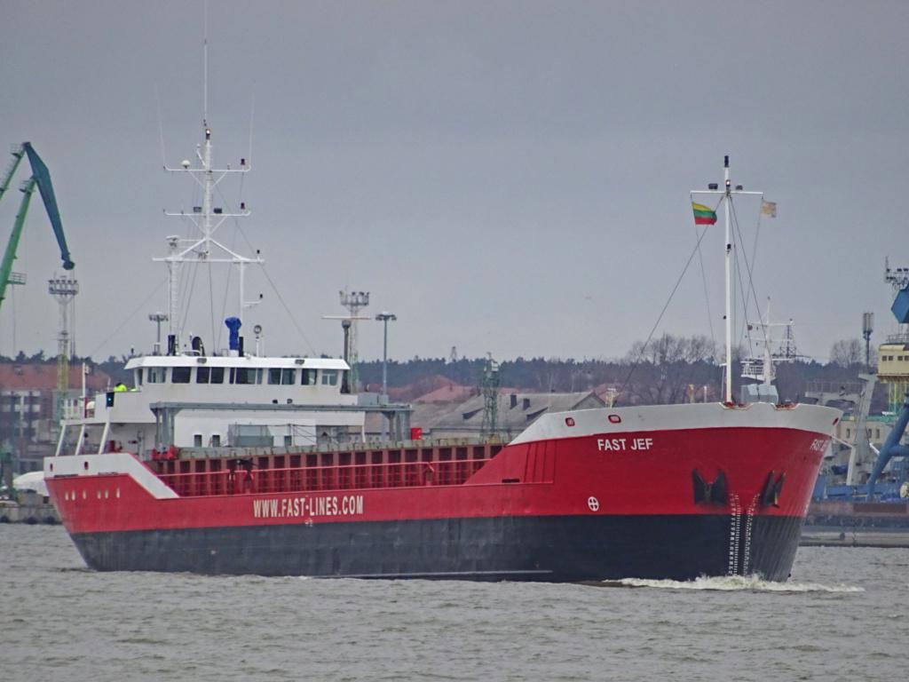 Photos des Navires Belge au 20-05-2020 (F) Fast_j10