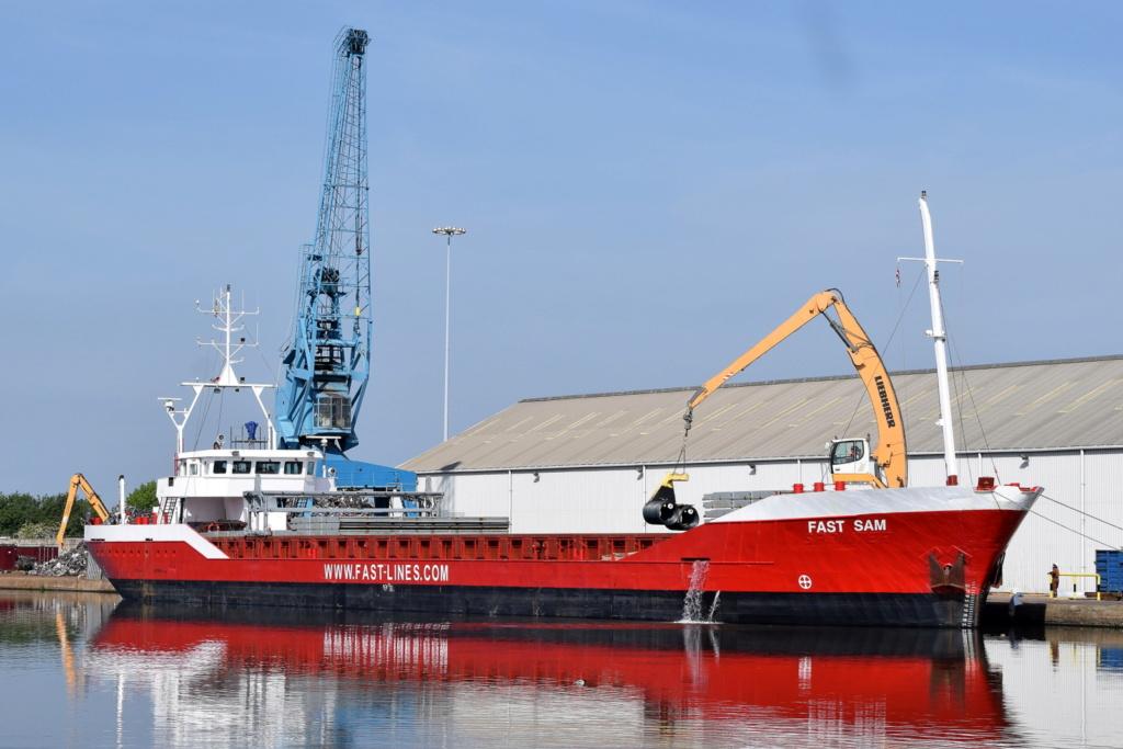 Photos des Navires Belge au 20-05-2020 (F) Fast_s10