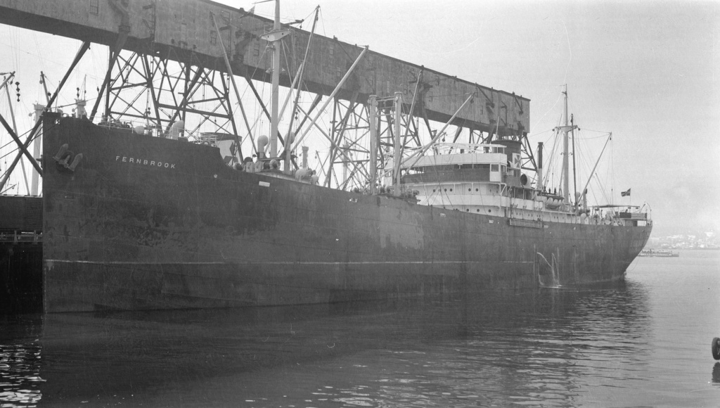 Photos General cargo avant 1940 (Plus 3000gt) 8 Fernbr10