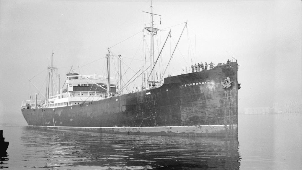 Photos General cargo avant 1940 (Plus 3000gt) 16 Fernbr11