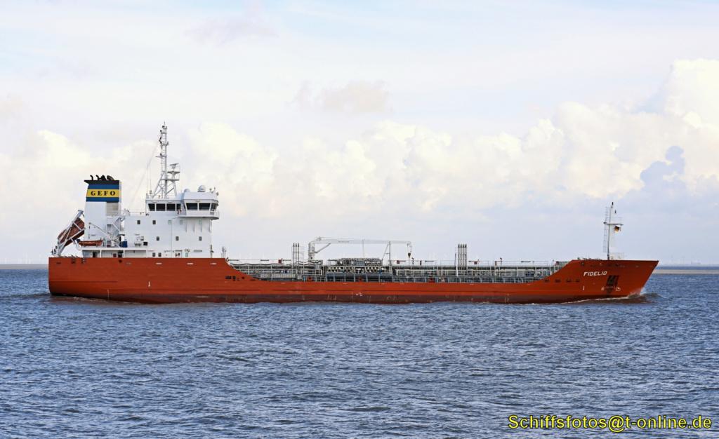 Photos de navires Luxembourgeois Armateur enre Belgique F Fideli10