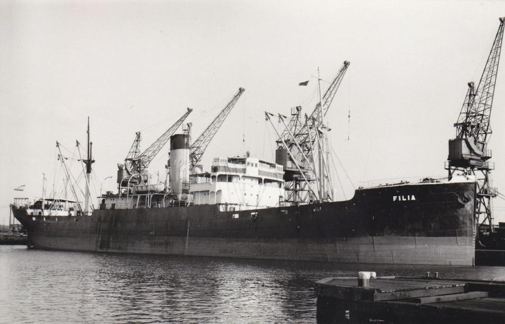 Photos General cargo avant 1940 (Plus 3000gt) 20 Filia10
