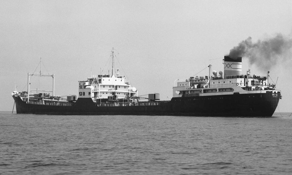 Photos Navires du monde construit entre 1950-1960 (2) Filia_10