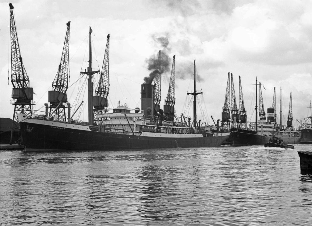 Photos General cargo avant 1940 (Plus 3000gt) 26 Flints10