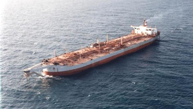Risque d'explosion d'un pétrolier au large du Yémen Fso-sa10