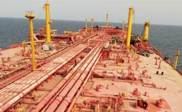 FSO SAFERRisque d'explosion d'un pétrolier au large du Yémen Fso-sa11