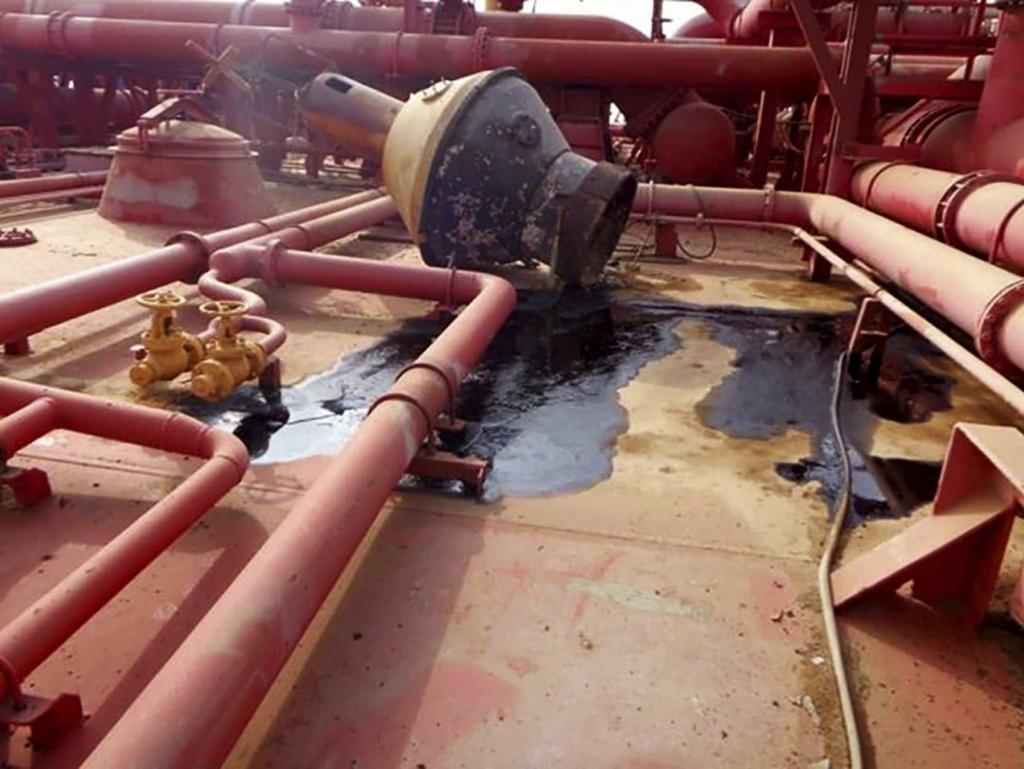 FSO SAFERRisque d'explosion d'un pétrolier au large du Yémen Fso_sa10