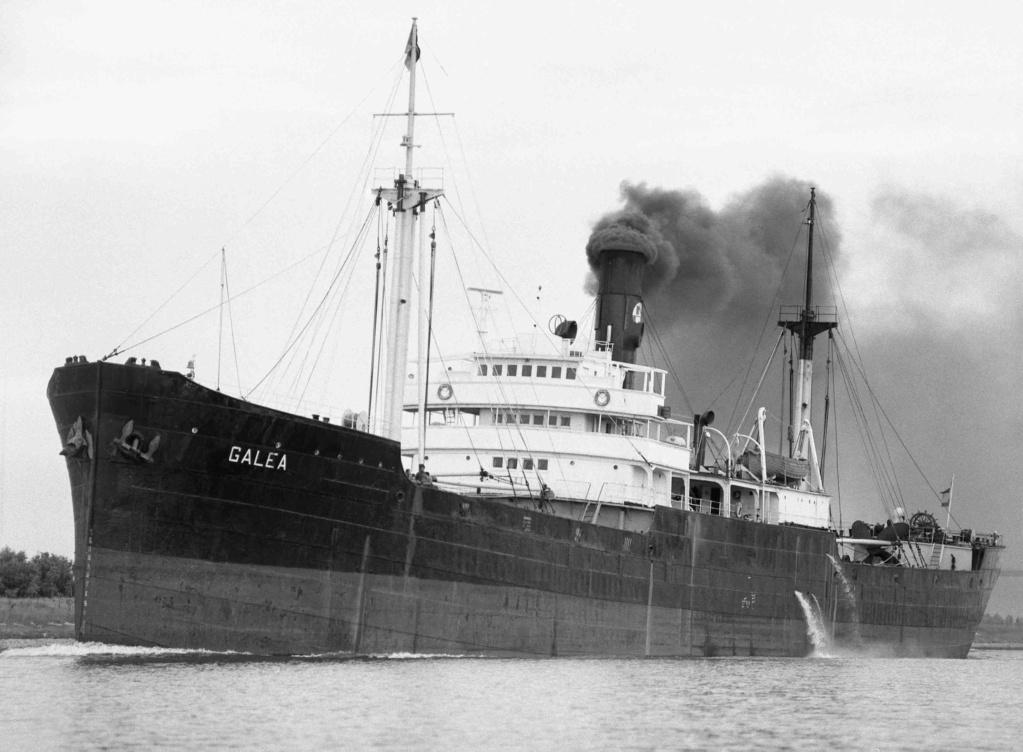 Photos General cargo avant 1940 (Plus 3000gt) 4 Galea_10