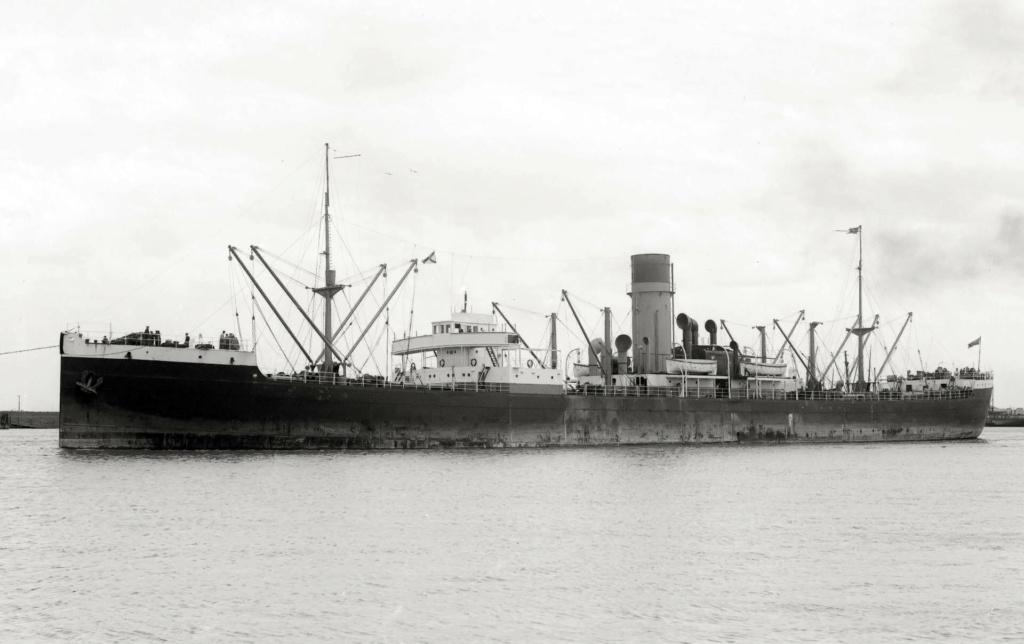 Photos General cargo avant 1940 (Plus 3000gt) 21 Gallic10
