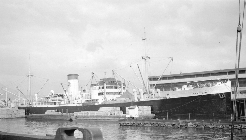 Photos General cargo avant 1940 (Plus 3000gt) 6 Gardig10