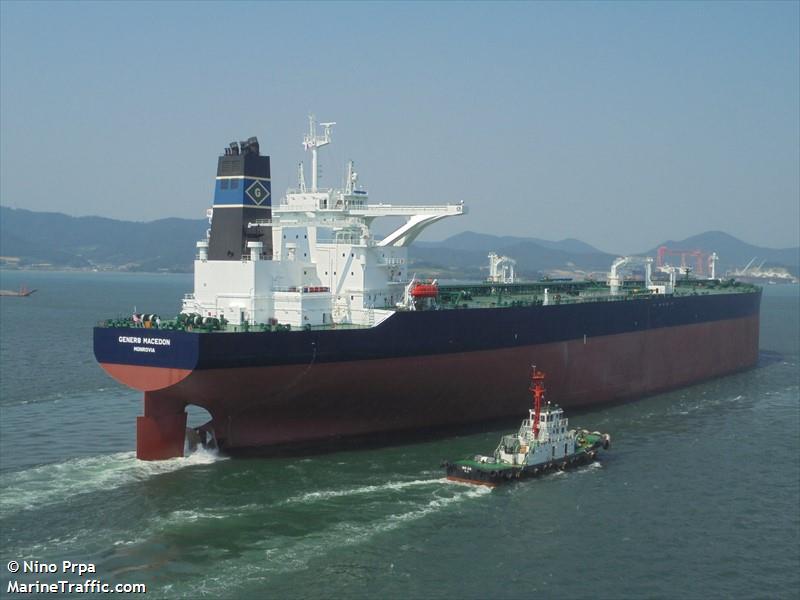 La flotte Euronav Gener810