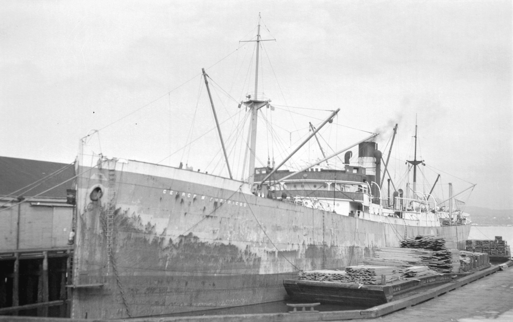 Photos General cargo avant 1940 (Plus 3000gt) 20 George10