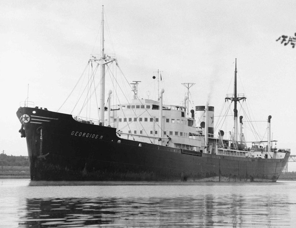 Photos General cargo avant 1940 (Plus 3000gt) 4 Georgi10