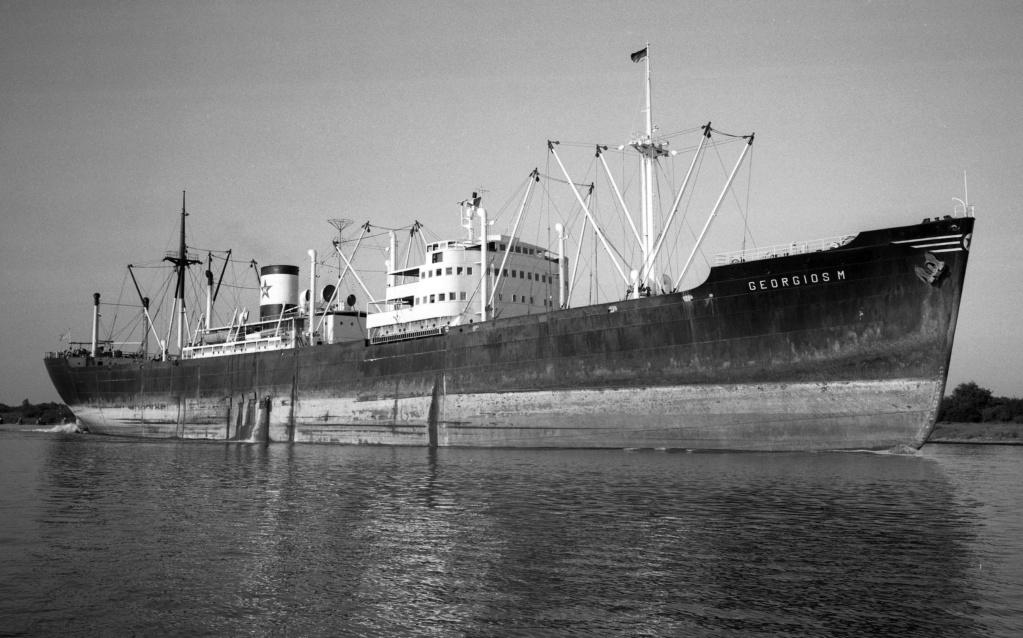 Photos General cargo avant 1940 (Plus 3000gt) 11 Georgi11