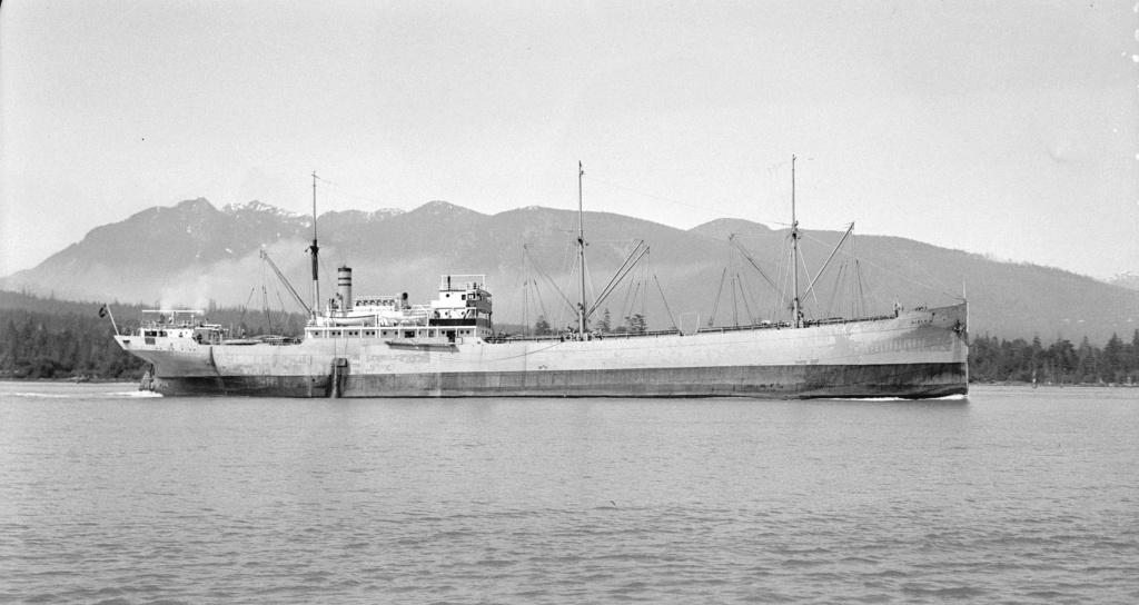 Photos General cargo avant 1940 (Plus 3000gt) 13 Gisla10