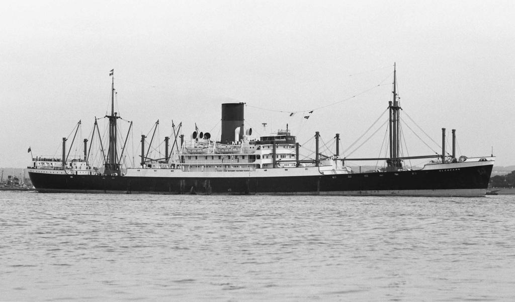 Photos General cargo avant 1940 (Plus 3000gt) 4 Glenea12