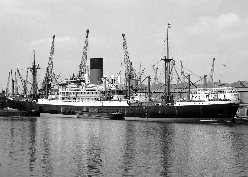 Photos General cargo avant 1940 (Plus 3000gt) 26 Glenea13