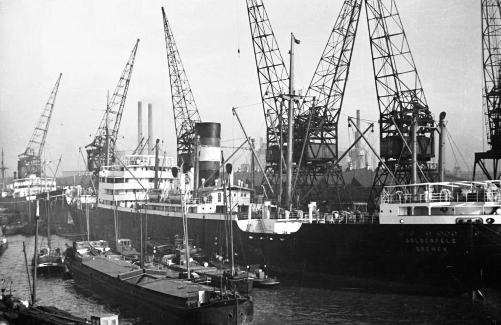 Photos General cargo avant 1940 (Plus 3000gt) 20 Golden14