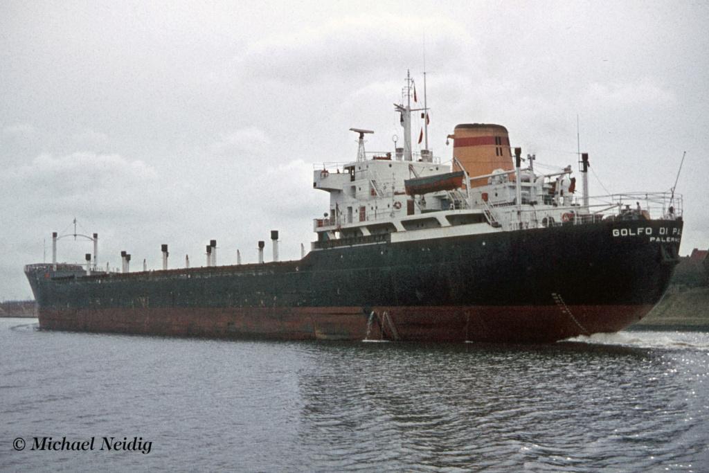 Photos Navires du monde construit entre 1950-1960 (7) Golfo_11