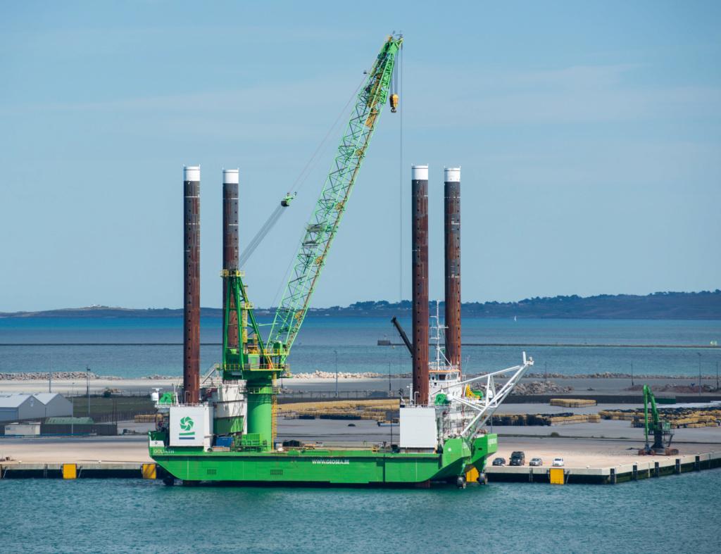 Photos de navires Luxembourgeois Armateur enre Belgique G Goliat10