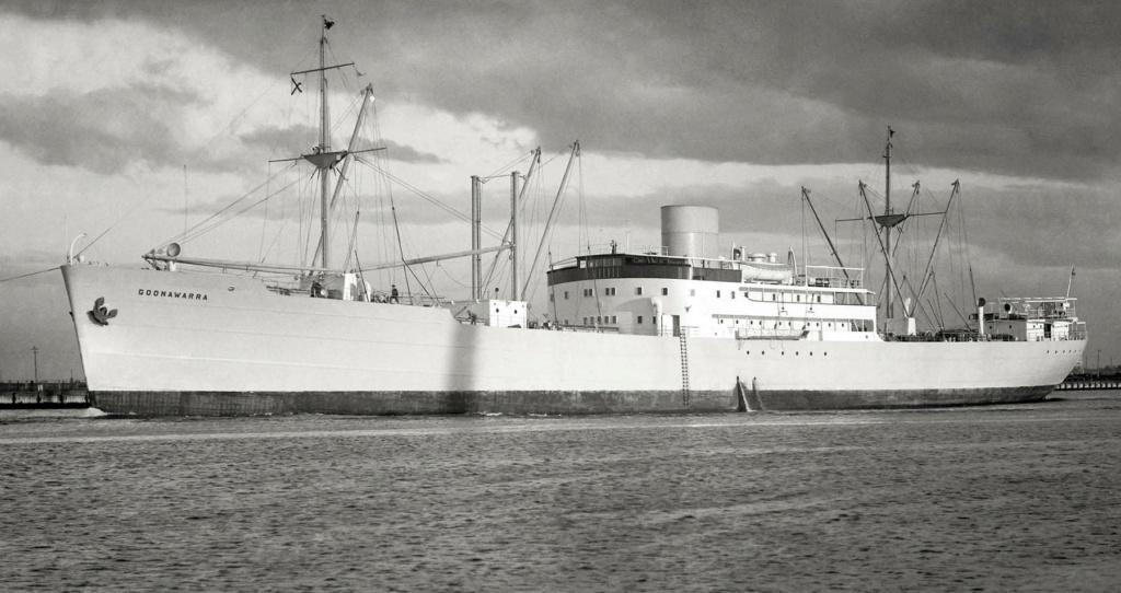 Photos General cargo avant 1940 (Plus 3000gt) 26 Goonaw10