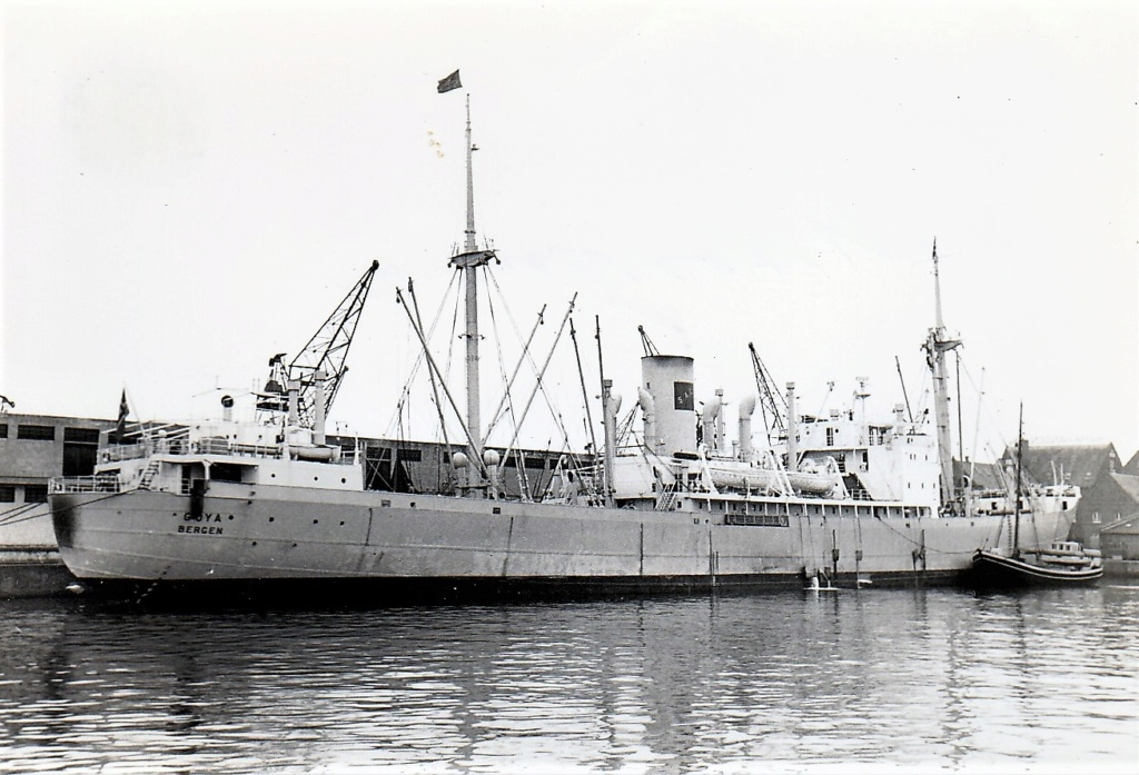 Photos General cargo avant 1940 (Plus 3000gt) 5  Goya_i10
